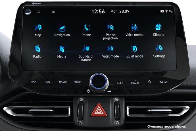 Apple Carplay<sup>TM[P1]</sup> & Android<sup>TM[P2]</sup> Auto