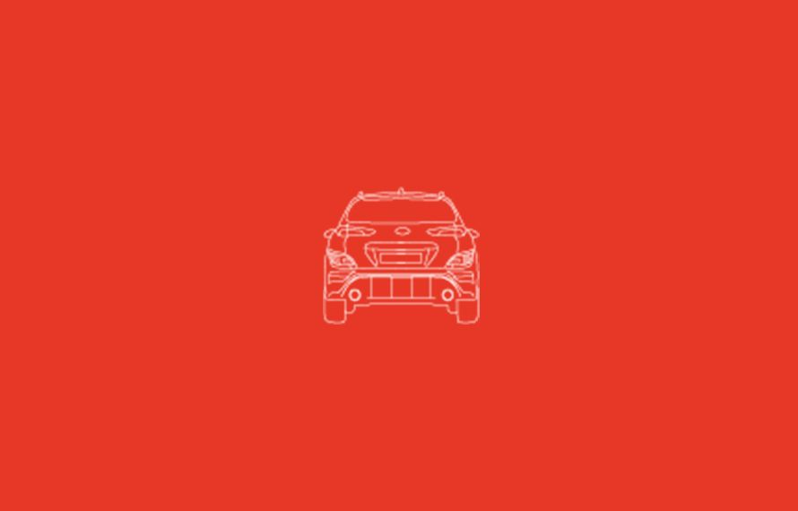Rear design.