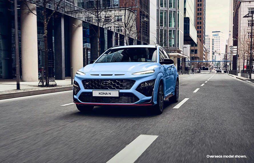 Hyundai SmartSense<sup>TM[H4]</sup> safety features.