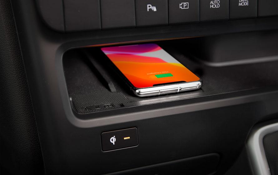 Wireless charging pad<sup>[P4]</sup>