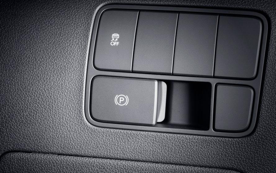Electronic Parking Brake (EPB).