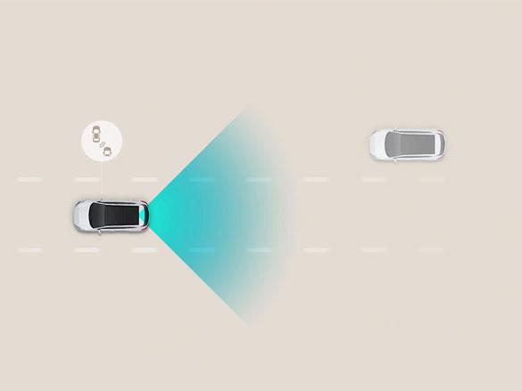 Blind-Spot-Collision-Avoidance Assist – Rear (BCA-R).